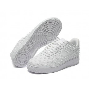 Nike Air Force 1 Low All White Shoes
