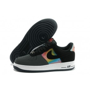 Nike Air Force 1 Low Black Grey Shoes