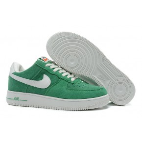 Nike Air Force 1 Low Green White Shoes