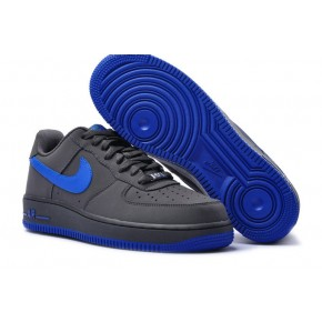 Nike Air Force 1 Low Grey Blue Shoes