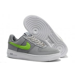 Nike Air Force 1 Low Grey Fluorscent Shoes