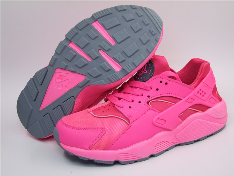 Nike Air Huarache 1 All Pink Shoes