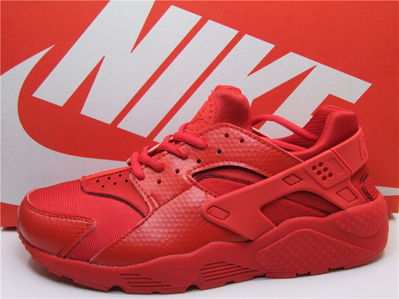 Nike Air Huarache 1 All Red Shoes