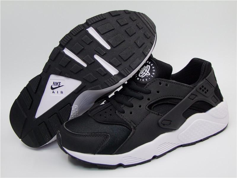 Nike Air Huarache 1 Black White Shoes