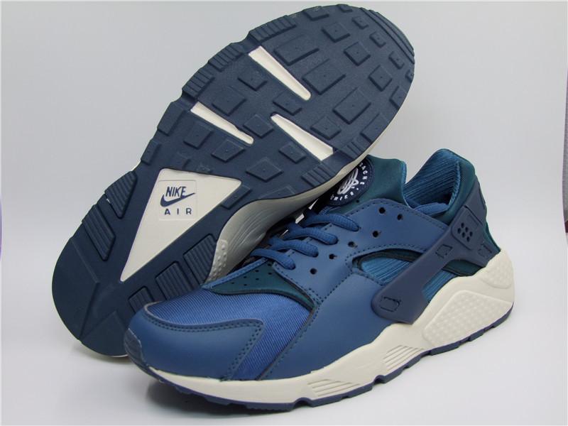 Nike Air Huarache 1 Blue White Shoes