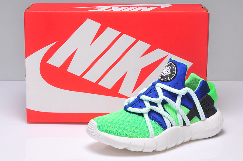 Nike Air Huarache NM Poison Green Shoes