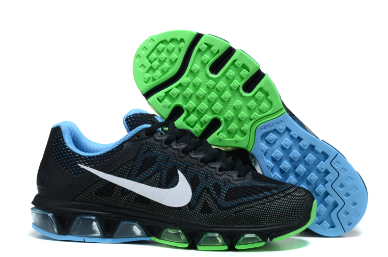 Nike Air Max 2010 20K Black Blue Green Shoes