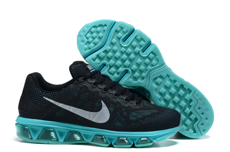 Nike Air Max 2010 20K Black Blue Shoes