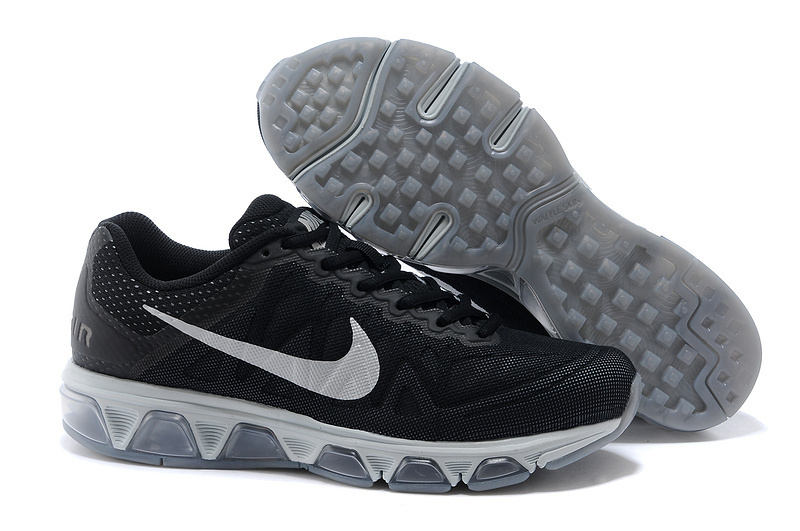Nike Air Max 2010 20K Black White Shoes