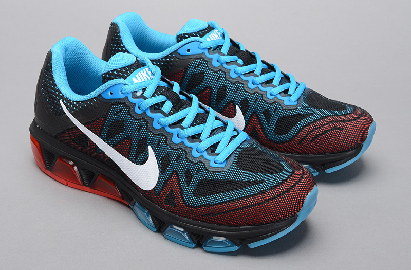 Nike Air Max 2010 20K Blue Black Red Shoes