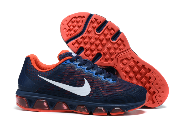 Nike Air Max 2010 20K Blue Orange Shoes