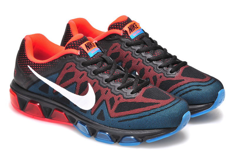 Nike Air Max 2010 20K Red Black Blue Shoes