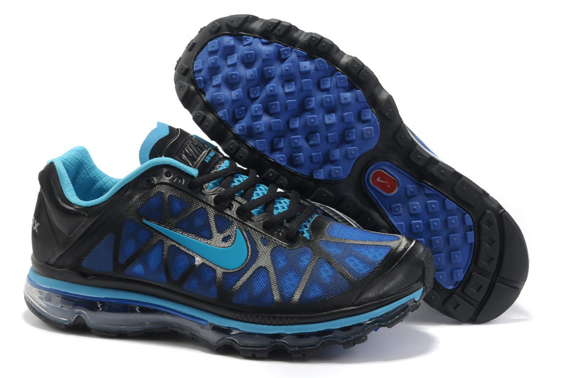 Nike Air Max 2011 Black Blue