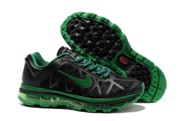 Nike Air Max 2011 Black Green