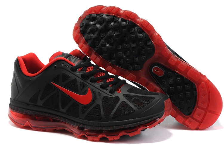 Nike Air Max 2011 Black Red