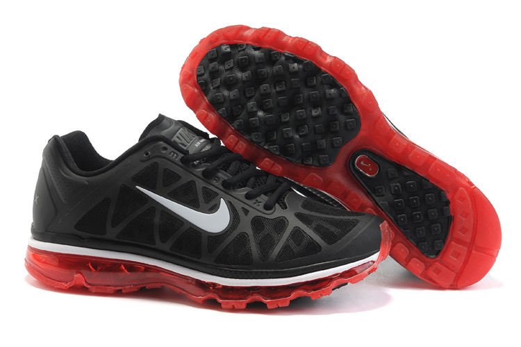 Nike Air Max 2011 Black White Red