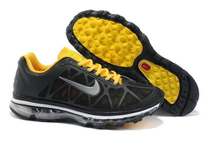 Nike Air Max 2011 Black Yellow