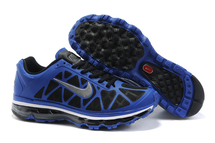Nike Air Max 2011 Dark Black Blue