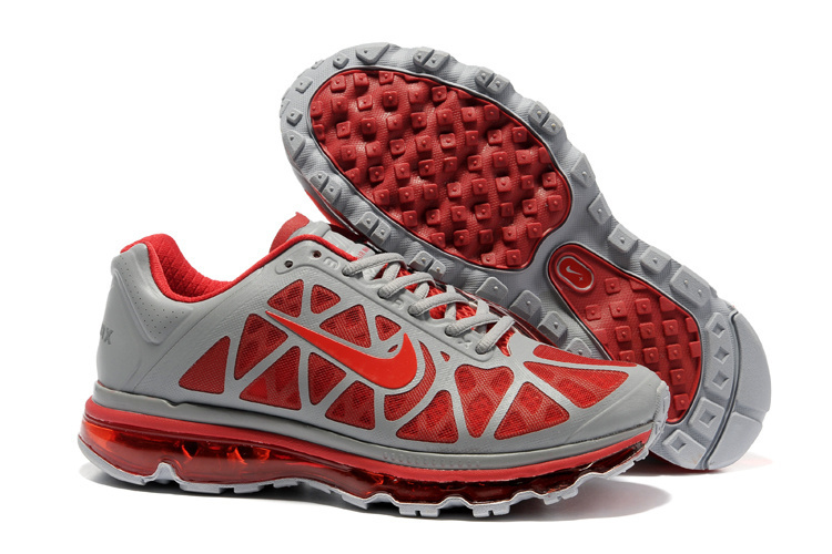 Nike Air Max 2011 Grey Red