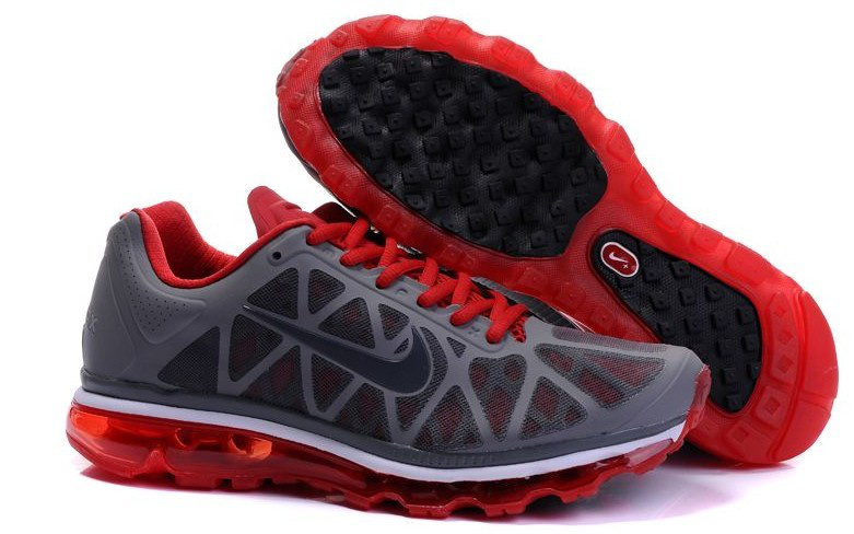Nike Air Max 2011 Grey Red White