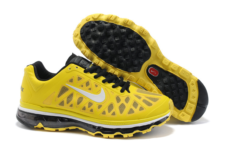 Nike Air Max 2011 Yellow Black