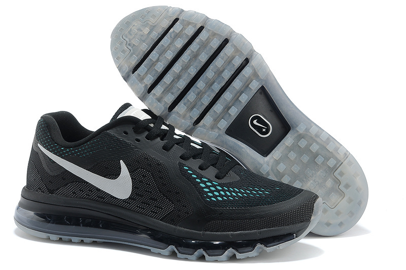 Nike Air Max 2014 Cushion Black Shoes