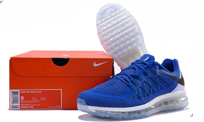 Nike Air Max 2015 Royal Blue Shoes