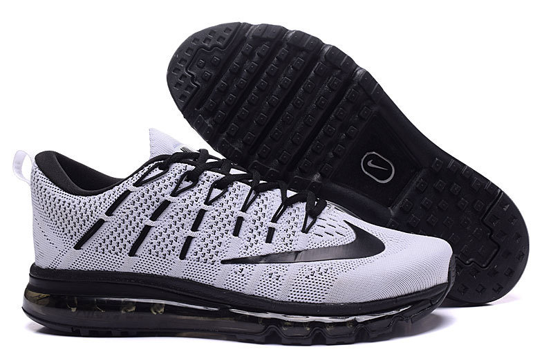 Nike Air Max 2016 Grey Black Shoes