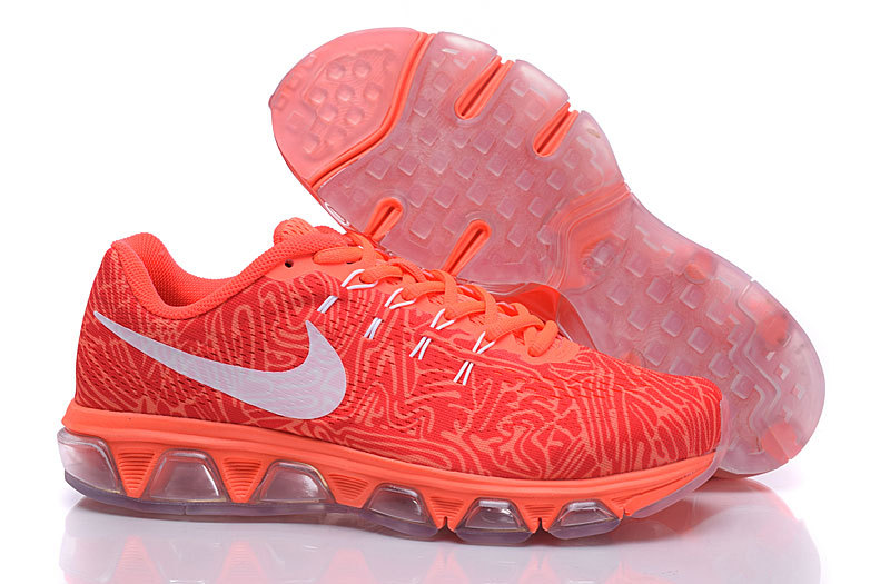 Nike Air Max 20K8 Reddish Orange Shoes