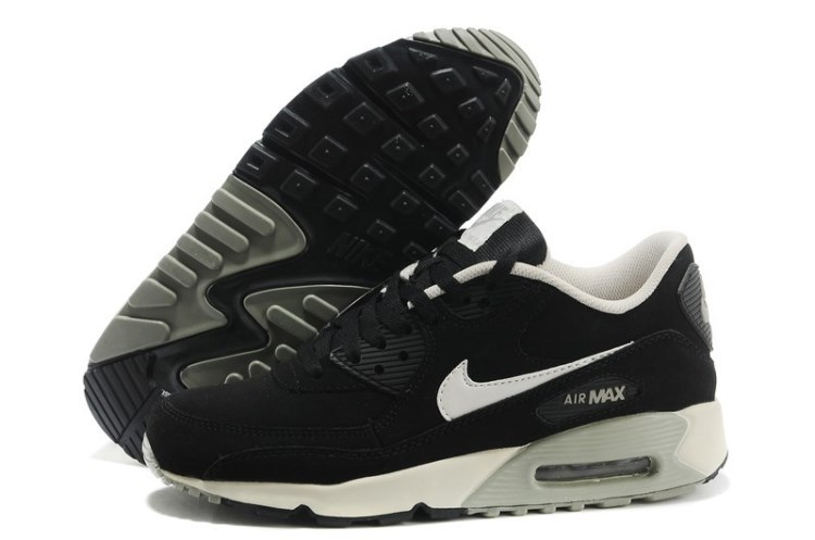 Nike Air Max 90 Black Grey Shoes