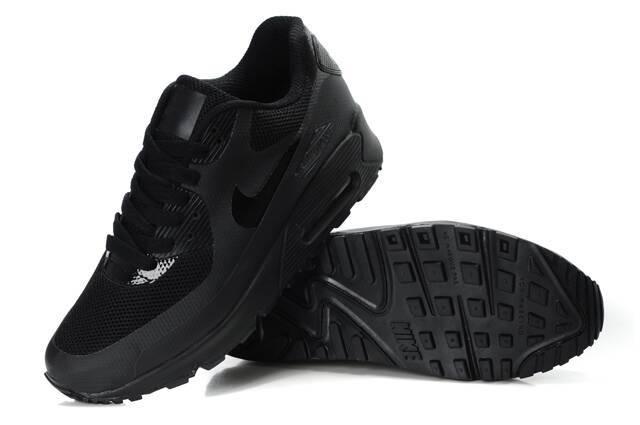 Nike Air Max 90 HYP PRM All Black Shoes
