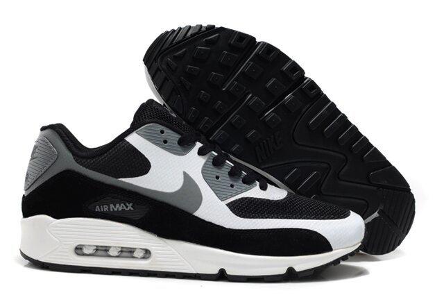 Nike Air Max 90 HYP PRM White Black Shoes