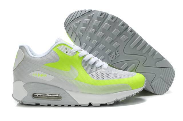Nike Air Max 90 HYP PRM White Yellow Shoes