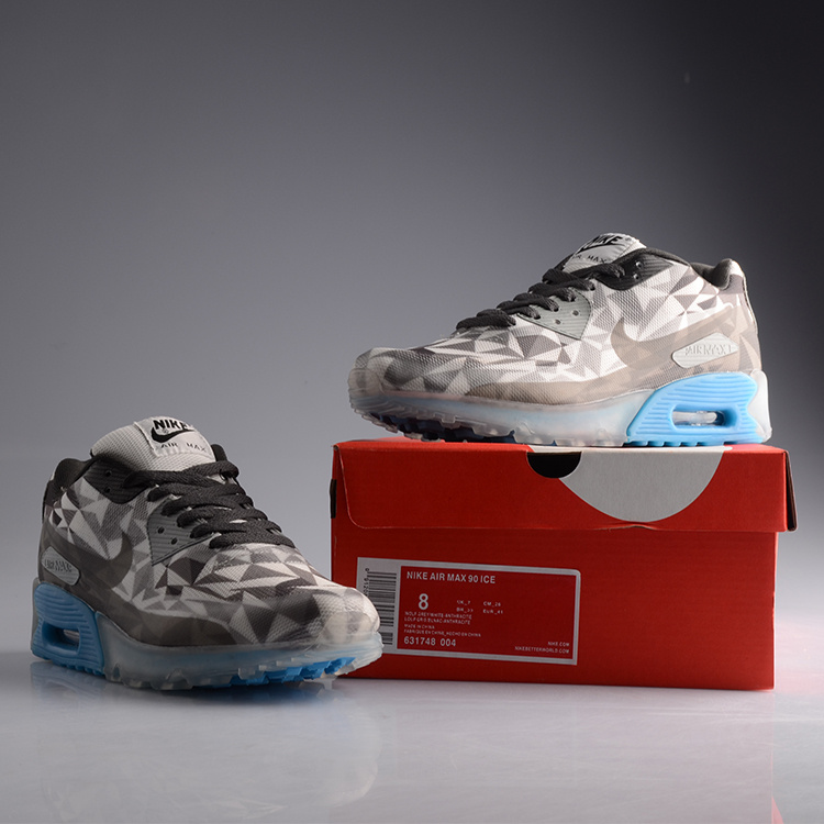 Nike Air Max 90 Jelly Grey Blue Shoes