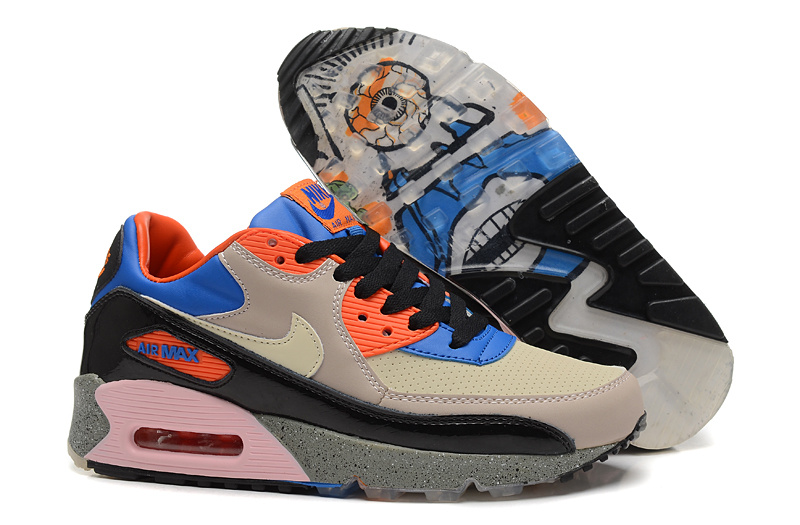 Nike Air Max 90 King Of Forest Women Shoes