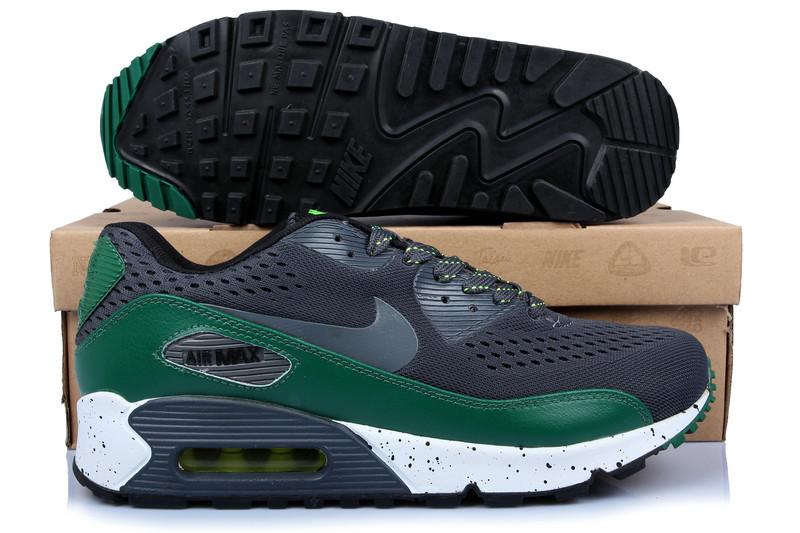 Nike Air Max 90 Premium EM Black Green White