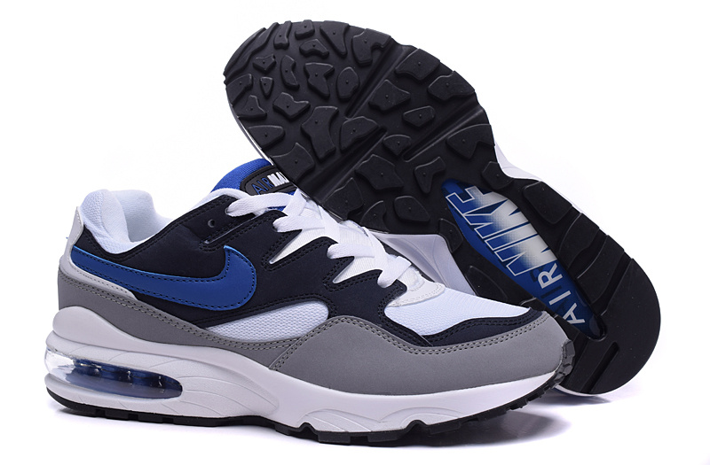 Nike Air Max 94 Blue Black White Shoes