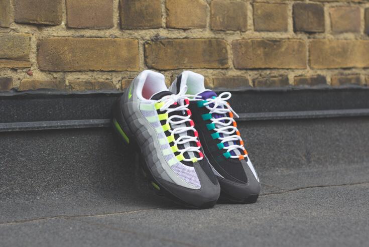 Nike Air Max 95 OG Greedy Shoes