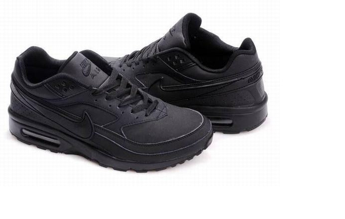 Nike Air Max BW Shoes All Black
