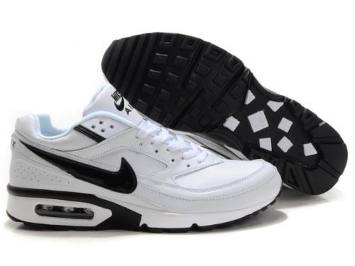 Nike Air Max BW Shoes White Black
