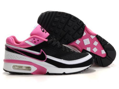 Nike Air Max BW Black Pink White For Women