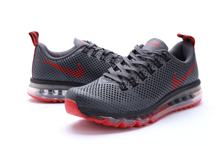 outlet store bda58 a1d66 Nike Air Max Motion 2014 Shoes Black Red