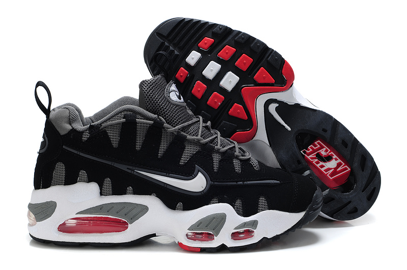 Nike Air Max NoMo Black White Red