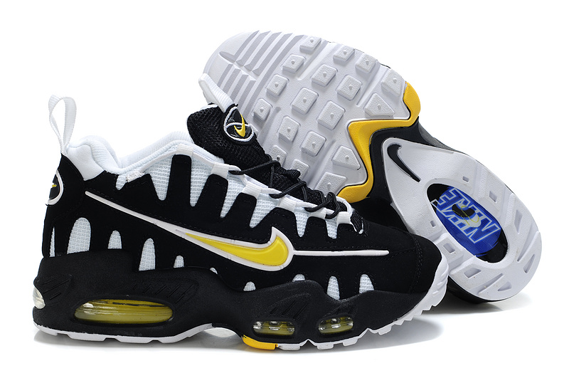 Nike Air Max NoMo Black White Yellow