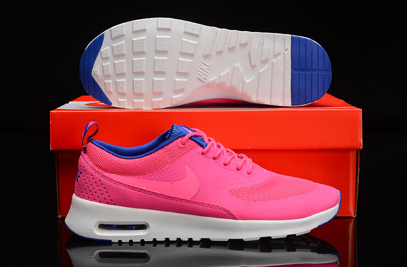 Nike Air Max THEA PRINT Pink White Shoes