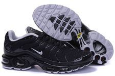 Nike Air Max TN Shoes All Black Grey