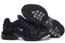 Nike Air Max TN Shoes All Black