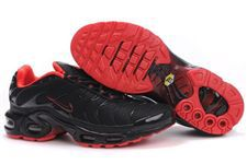 Nike Air Max TN Shoes Black Red
