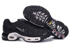 Nike Air Max TN Shoes Black White