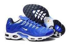 Nike Air Max TN Shoes Blue White